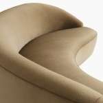 FreeForm Curved Sofa