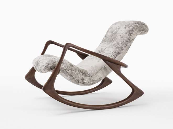 Contour Rocking Chair