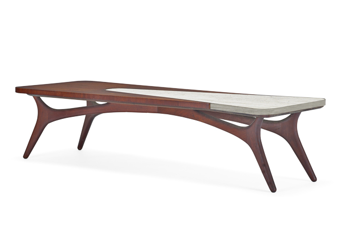 Lozenge Coffee Table